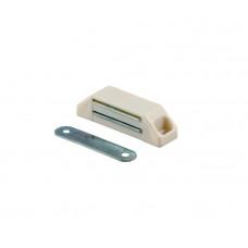 Магнит мебельный белый 65 мм (50шт) AMIG