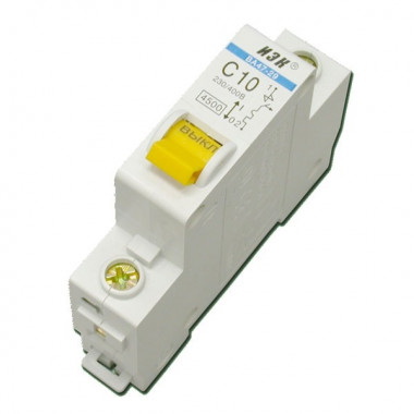 Автоматический выключатель 10А