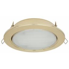 Светильникик золото GX70-H5 Ecola FG70H5ECB