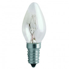 Лампа декоративная для люстры вентилятор 10 W Е-10 (50 шт.) OSRAM