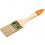 Кисть плоская деревянная 50 мм ЗУБР Вятка 0100-050