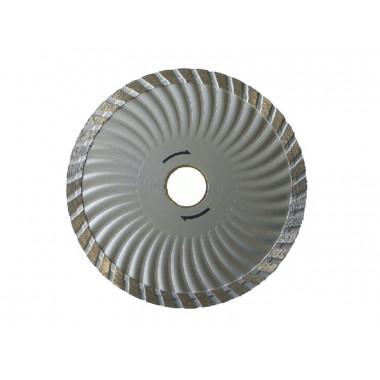 Алмазный диск турбо 115х22 мм STRONG СTД-13300115