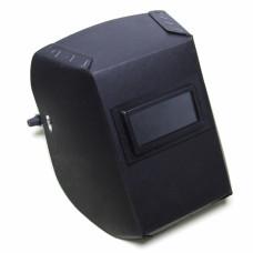 Маска сварщика-картон черная
