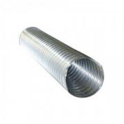 Канал алюминиевый гофрированный D-125 мм армированный VENTS 1F00000018101