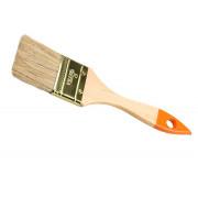 Кисть плоская деревянная 63 мм ЗУБР 0100-063