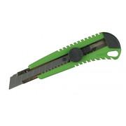 Нож с фиксатором 18 мм STAYER Мастер 09161