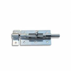 Задвижка дверная никель 454-85 AMIG