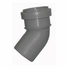 Отвод канализационный 50х30 мм SINIKON 504027.R
