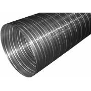 Канал алюминиевый гофрированный D-200 мм армированный VENTS 1F00000018161