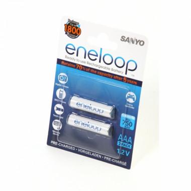 Аккумулятор AAA BL2 Sanyo ENELOOP HR-4UTGB-2BP 10918