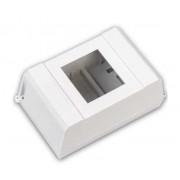 Коробка установочная под 4 автомата ELFO