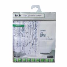 Штора для ванной 200*180 мм IDDIS Street line SCID 170P