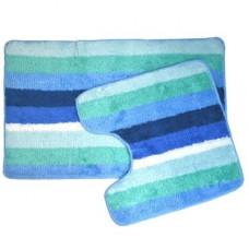 Набор ковриков для ванной 50*80+50*50 см IDDIS MID150AS