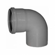 Отвод канализационный 110х90 мм SINIKON 100187