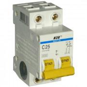 Выключатель автоматический 25А IEK MVA20-1-025-C
