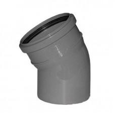 Отвод канализационный 110х67 мм SINIKON 504055.R