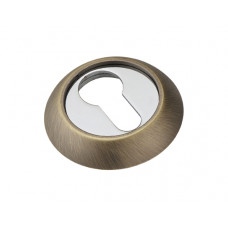 Накладка бронзовая под цилиндр для замка LINEA CALI-102-BM