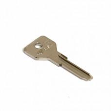 Заготовка ключа плоская для замка