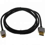 Шнур HDMI - mini HDMI 1.5 м Ultra Slim REXANT Gold 17-6713