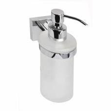 Дозатор для жидкого мыла (матовое стекло, латунь) IDDIS Edifice EDIMBG0i46