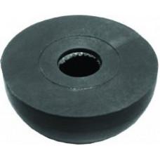 Груша сантехническая с отверстием без вкладыша 20 мм