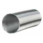 Канал алюминиевый гофрированный D -120 мм армированный VENTS 1F00000018091