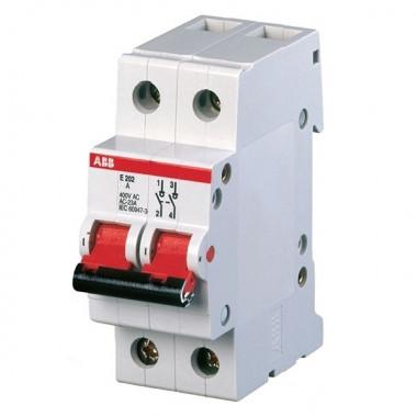 Автоматический выключатель 16А 2ф DEKraft