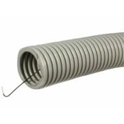 Труба гофрированная D-20 мм 100 м пластиковая