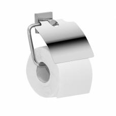 Держатель для туалетной бумаги с крышкой латунь IDDIS Edifice EDISBC0i43