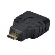 Переходник гнездо HDMI - штекер micro HDMI REXANT GOLD 17-6815