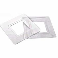 Защитная подкладка для выключателей прозрачная