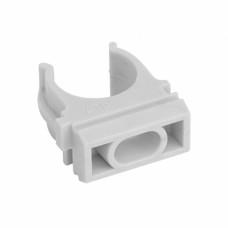 Крепеж-клипса для гофрированных пластиковых труб D-16 мм Tplast 55.05.002.0001