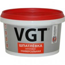 Шпатлевка для внутренних работ 1,7 кг ВГТ