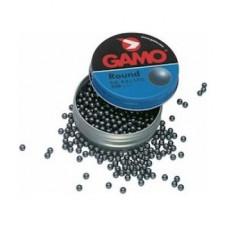Пули пневматические синие 500 шт Gamo ROUND