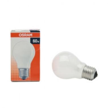 Лампа накаливания FR 60W E27 OSRAM CLASS A