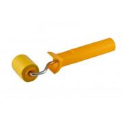 Валик резиновый прижимной для обоев 40 мм Stayer 0391-04