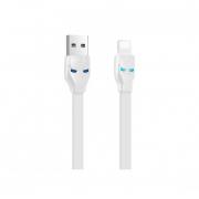 USB кабель белый 1.2 м для iPhone 8 pin Hoco U14
