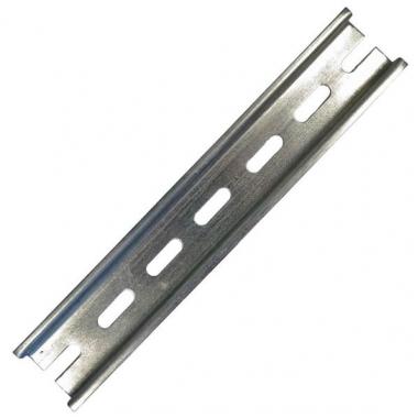 DIN-рейка под электроавтомат 120 мм (д\счетчика)