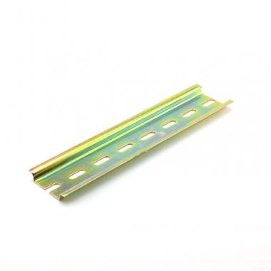 DIN-рейка под электроавтомат 150 мм (д\счетчика)