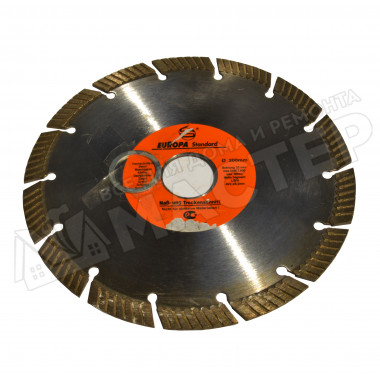 Алмазный диск 200x32(25.4) мм STRONG ST302 ST302-200