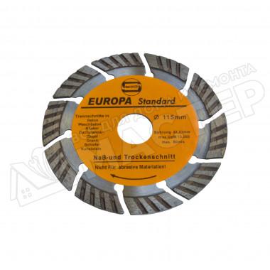 Алмазный диск 115x22 мм STRONG STD-301 ST301-115
