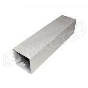 Воздуховод квадратный металлический 100х100 мм ЭРА ТМ 100/100