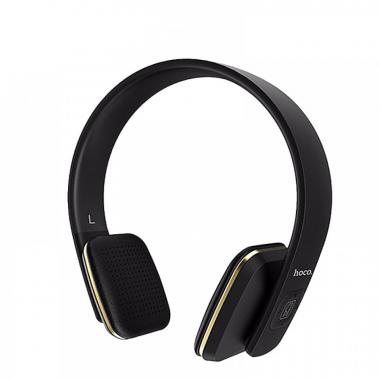 Bluetooth-наушники черные Hoco Headphone W9