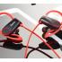 Bluetooth-наушники спортивные красные Hoco Earphone ES9