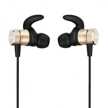 Bluetooth-наушники спортивные золотые Hoco Sporting Earphone ES8