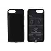 Внешний аккумулятор Power Bank черный для iPhone 6 Plus/6S Plus/7 Plus Hoco BW3-4000