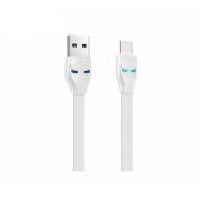 USB кабель белый 1.2 м для Type-C Hoco U14