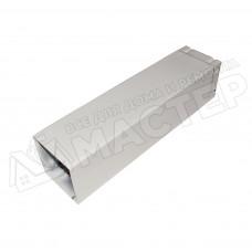 Воздуховод квадратный металлический 90х90 мм ЭРА ТМ 90/90