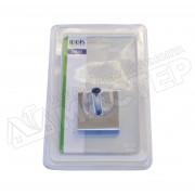Крючок одинарный латунь IDDIS Edifice EDISB10i41