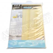 Штора для ванной 180*200 мм IDDIS Biege leaf SCMIO82P